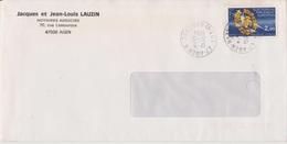 TAD 47 Agen A (recette Auxiliaire) Lot Et Garonne 30/05/1984 - 1961-....