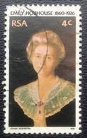 RSA  - (o) Used - Ref 11 - 1976 - Emily Hobhouse - Afrique Du Sud (1961-...)