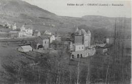 Chanac - Vallée Du Lot : Ressouches - Chanac