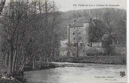 Chanac - Vallée Du Lot : Château De Ressouche - Chanac
