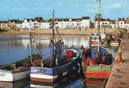 La Turballe Belle Vue Du Port Chalutiers Bateaux De Pêche - La Turballe