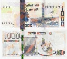 ALGERIA, 1000 Dinares, 2019, P146, UNC - Algerije