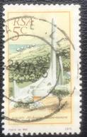 RSA  - (o) Used - Ref 11 - 1975 - Afrikaans Officiële Taal - África Del Sur (1961-...)