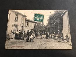 CPA 1900 Arracourt Le Bureau De La Douane Animée - France