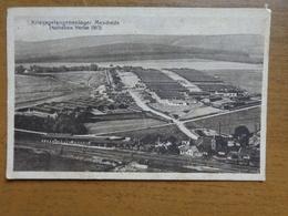 Deutschland / Kriegsgevangenenlager Meschede, Aufnahme Herbst 1917 -> Written - Meschede