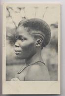 COIFFE DE JEUNE FILLE BATÉKÉ - Coiffure - Gros Plan - CONGO - Afrique - Africaine - Unclassified