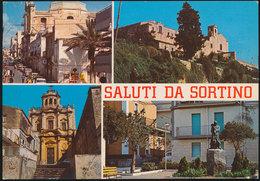 SORTINO (SR) SALUTI - Siracusa