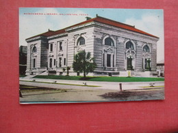Library - Texas > Galveston  Ref 4095 - Galveston