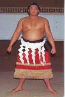 Télécarte  Japon * SUMO * JAPAN (962) LUTTE LUTTEURS WORSTELEN * JUDO *  Kampf Wrestling LUCHA Phonecard - Sport