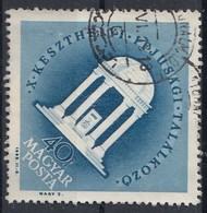 HUNGARY 1923,used,falc Hinged - Ungheria