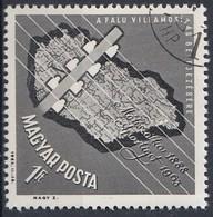 HUNGARY 1952,used - Ungheria