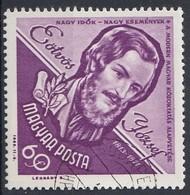 HUNGARY 1965,used - Ungheria