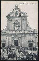 SORTINO (SR) CHIESA DI SANTA SOFIA - Siracusa