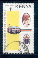 Kenia Kenya 1980 - Michel Nr. 166 O - Kenia (1963-...)