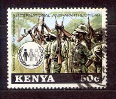 Kenia Kenya 1978 - Michel Nr. 130 O - Kenia (1963-...)