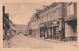 PONT AUTHOU - France