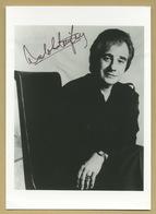 Lalo Schifrin - Pianiste & Compositeur - Mission Impossible - Jolie Photo Signée - Autógrafos