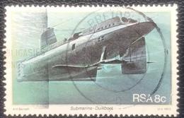 RSA  - (o) Used - Ref 12 - 1982 - Marinebasis Simonstown - Afrique Du Sud (1961-...)
