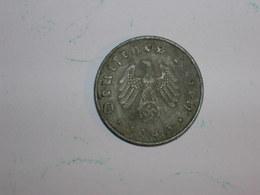 ALEMANIA 10 PFENNIG 1943 B (1203) - 10 Reichspfennig