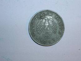 ALEMANIA 10 PFENNIG 1943 D (1204) - 10 Reichspfennig