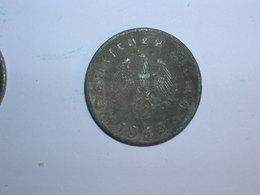 ALEMANIA 10 PFENNIG 1943 F (1205) - 10 Reichspfennig