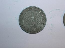 ALEMANIA 10 PFENNIG 1943 F (1206) - 10 Reichspfennig