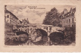 BELGIQUE(BRUGES) LOT DE 8 CARTES - Brugge