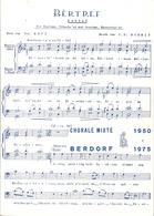 BERDORF 25 Ans Chorale - History