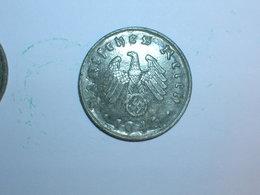 ALEMANIA 10 PFENNIG 1943 G (1207) - 10 Reichspfennig