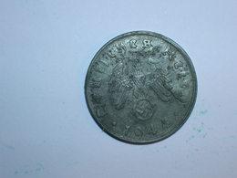 ALEMANIA 10 PFENNIG 1944 D (1210) - 10 Reichspfennig