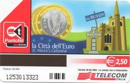 Série Italienne La Città Dell'Euro : Irlanda = Irlande - Timbres & Monnaies