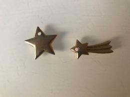 Fèves étoiles - Charms