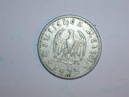 ALEMANIA 50 PFENNIG 1935 E (1219) - [ 4] 1933-1945 : Third Reich