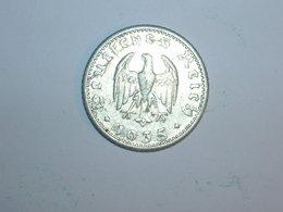 ALEMANIA 50 PFENNIG 1935 G (1220) - [ 4] 1933-1945 : Third Reich