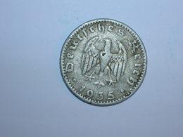 ALEMANIA 50 PFENNIG 1935 E (1223) - [ 4] 1933-1945 : Third Reich