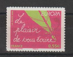 France 2008 Europa 207 Neuf ** MNH - Autoadesivi