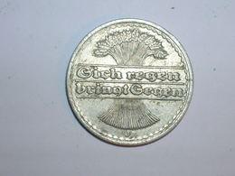 ALEMANIA 50 PFENNIG 1920 J (1227) - [ 3] 1918-1933 : Weimar Republic