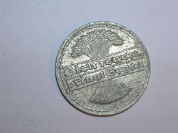 ALEMANIA 50 PFENNIG 1920 F (1228) - 50 Rentenpfennig & 50 Reichspfennig