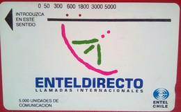5000 Unidades Entel Directo - Chile