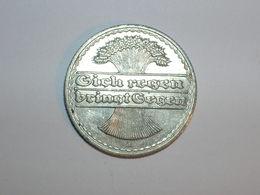 ALEMANIA 50 PFENNIG 1921 A (1229) - 50 Rentenpfennig & 50 Reichspfennig