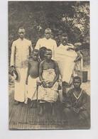 CONGO Belge - MOANDA - Famille Païenne D'Asolongo - Afrique - Gros Plan - Animée - Congo Belga - Altri