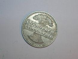 ALEMANIA 50 PFENNIG 1922 D (1235) - 50 Rentenpfennig & 50 Reichspfennig