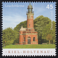 3316 Leuchtturm Kiel-Holtenau, ** - [7] République Fédérale