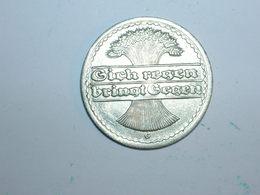 ALEMANIA 50 PFENNIG 1922 G (1237) - [ 3] 1918-1933 : Weimar Republic