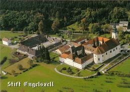 1 AK Österreich / Oberösterreich * Blick Das Stift Engelszell - Die Einzige Trappisten-Abtei In Österreich - Luftbild * - Autriche