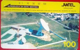 100 Units Satellite Station - Uruguay