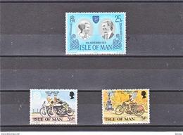 MAN 1973 Yvert 22-24 NEUF** MNH - Man (Insel)