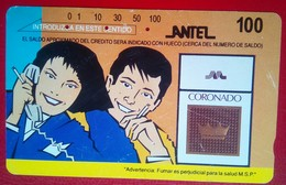 100 Units Coronado Advertisement - Uruguay