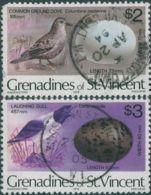 Grenadines Of St Vincent 1978 SG126-127 Bird Egg FU - St.Vincent E Grenadine