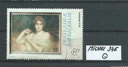MAZEDONIEN MICHEL 345 Gestempelt Siehe Scan - Mazedonien